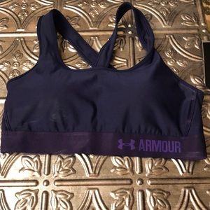 New under armor sports bra